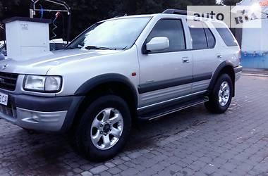 Opel Frontera 2000 в Львове