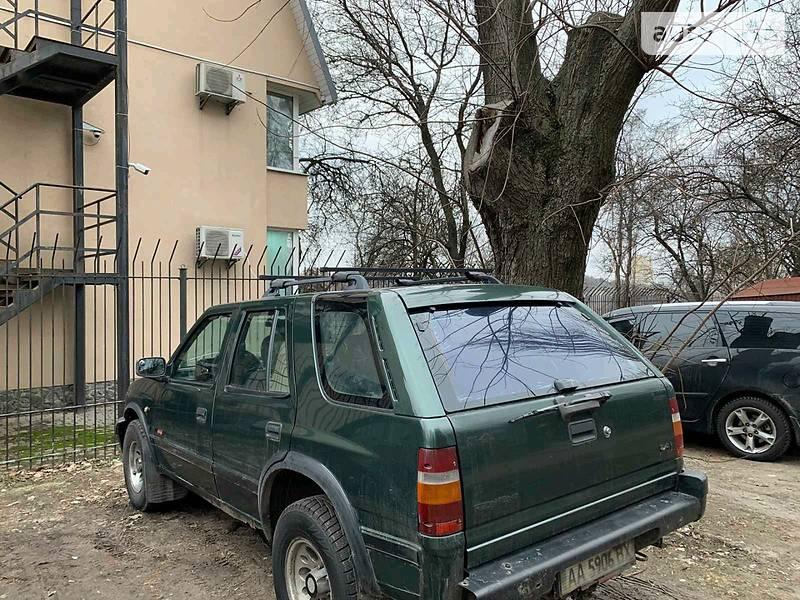 Opel Frontera 1993 в Киеве