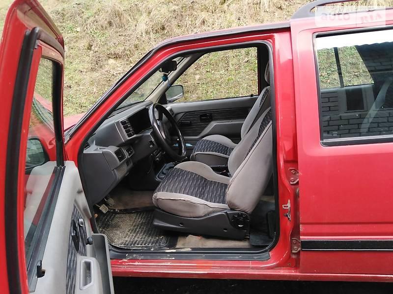 Opel Frontera 1992 в Иршаве