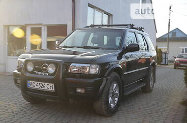 Opel Frontera 2002 в Турийске