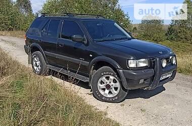 Opel Frontera 2000 в Турке