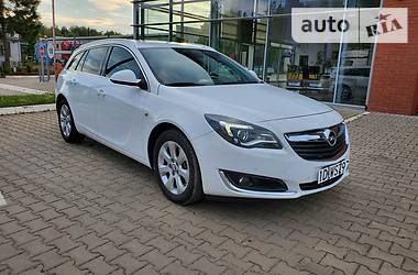 Opel Insignia Sports Tourer 2015 в Ковеле