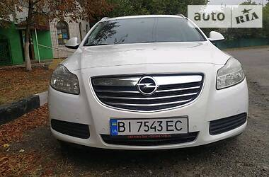 Opel Insignia Sports Tourer 2012 в Миргороде