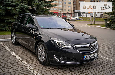 Opel Insignia Sports Tourer 2016 в Ивано-Франковске