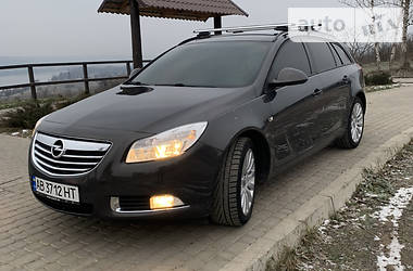 Opel Insignia Sports Tourer 2013 в Одессе
