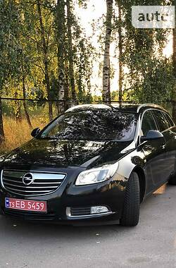 Универсал Opel Insignia Sports Tourer 2013 в Броварах