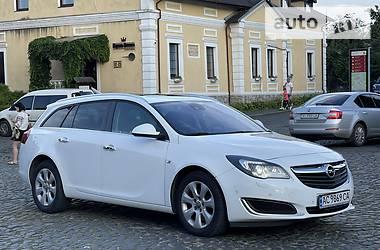 Универсал Opel Insignia Sports Tourer 2014 в Луцке