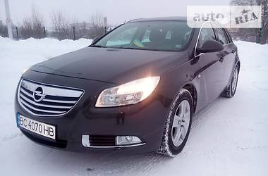 Opel Insignia 2.0 T  2013