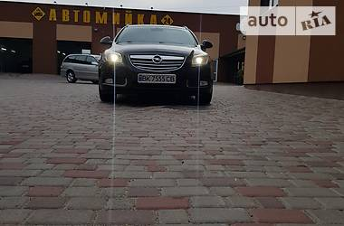 Opel Insignia 2011 в Ровно