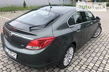 Opel Insignia 2009 в Ивано-Франковске