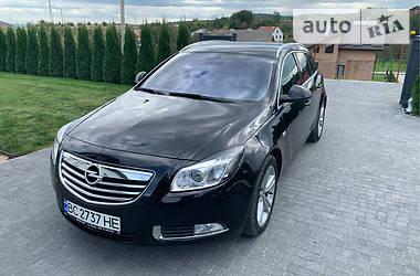 Opel Insignia 2011 в Львове