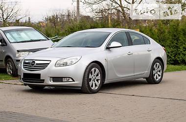 Opel Insignia 2009 в Мостиске