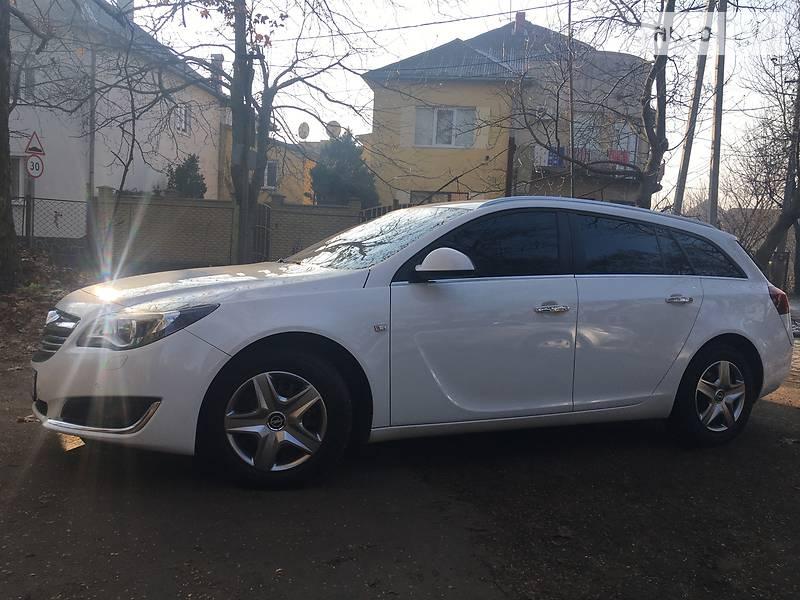 Opel Insignia 2016 в Мукачево