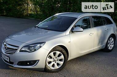 Opel Insignia 2014 в Стрию