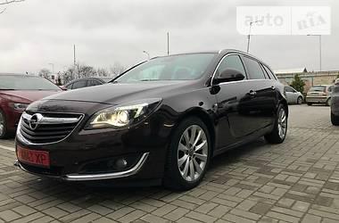 Opel Insignia 2016 в Львове