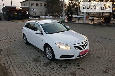 Opel Insignia 2009 в Луцке