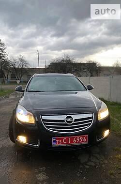 Opel Insignia 2010 в Дубні
