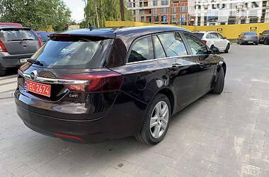 Унiверсал Opel Insignia 2014 в Львові
