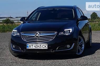 Универсал Opel Insignia 2014 в Ивано-Франковске