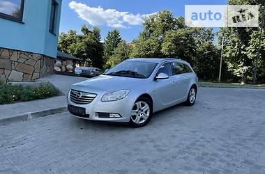 Универсал Opel Insignia 2009 в Луцке