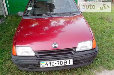Opel Kadett 1987 в Виннице