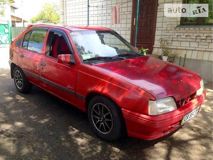 Opel Kadett 1987 в Броварах