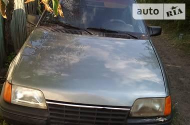 Opel Kadett 1986 в Донецке