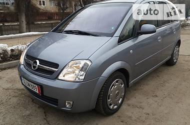 Opel Meriva 2004 в Черновцах