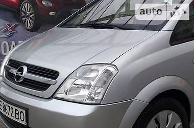 Opel Meriva 2003 в Черновцах