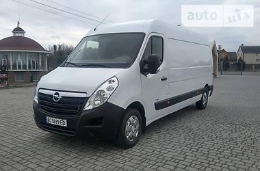 Opel Movano груз. 2017 в Луцке