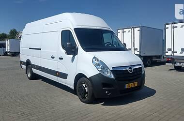 Микроавтобус грузовой (до 3,5т) Opel Movano груз. 2019 в Ровно