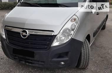 Opel Movano пасс. 2011 в Сєверодонецьку