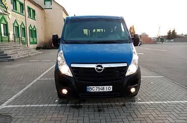 Opel Movano пасс. 2012 в Стрые