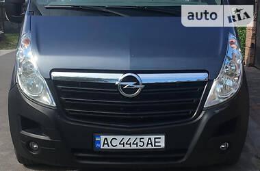 Opel Movano пасс. 2014 в Владимир-Волынском