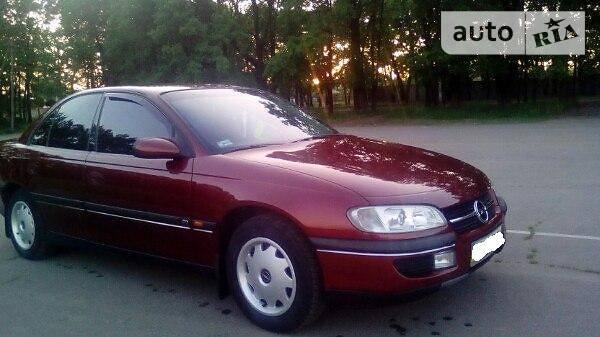 Opel Omega 1998 в Умани