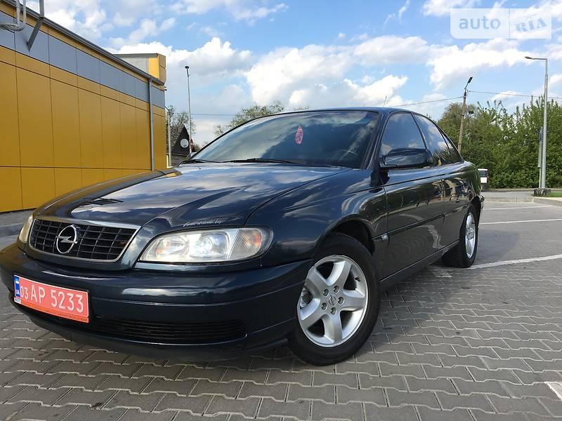 Opel Omega 2003 в Дубно