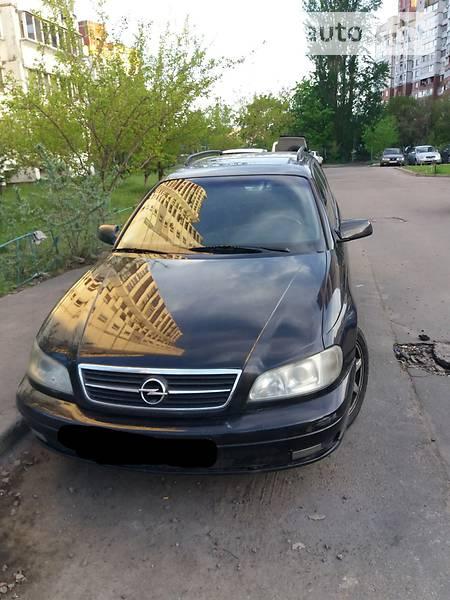 Opel Omega 2002 року в Києві