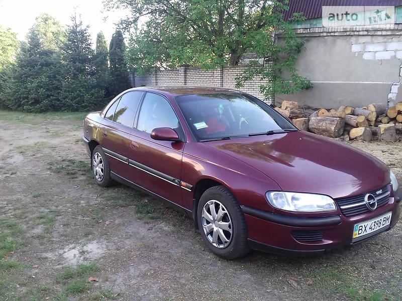 Opel Omega 1997 в Славуті