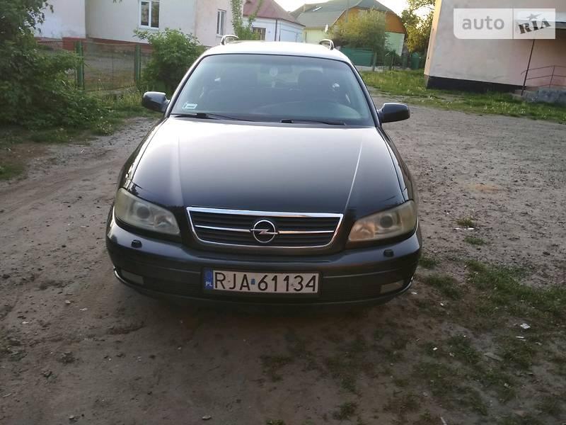 Opel Omega 2001 в Радехове