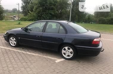 Седан Opel Omega 2001 в Дубно