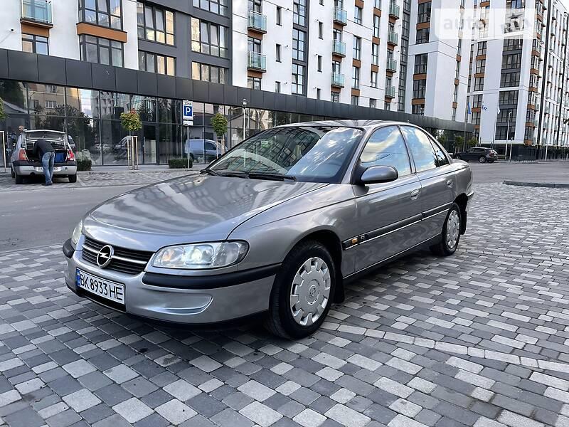 Opel Omega GAZ