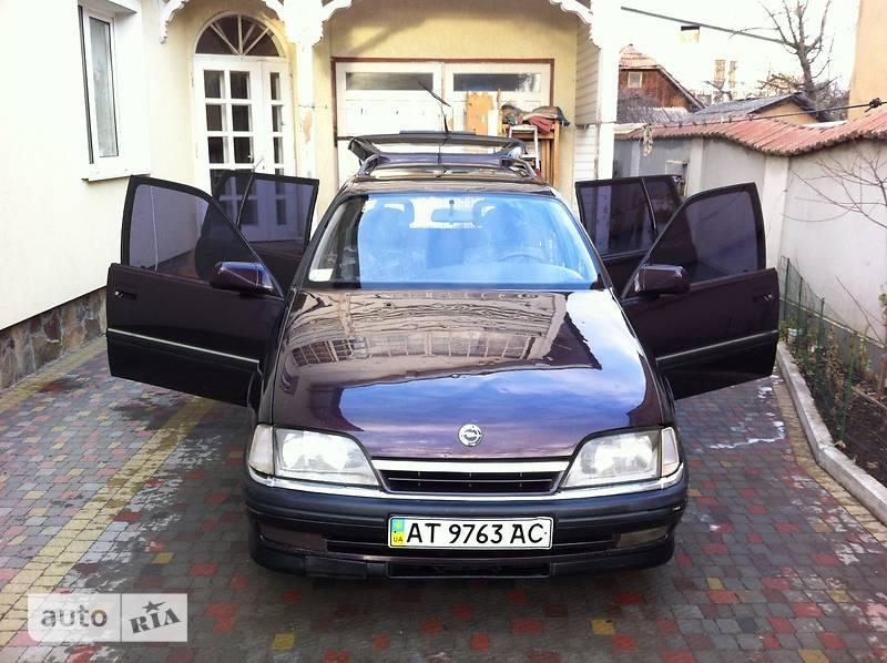 Opel Omega 1991 в Ивано-Франковске