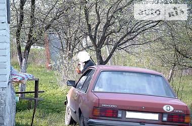Opel Rekord 1982 в Тернополе