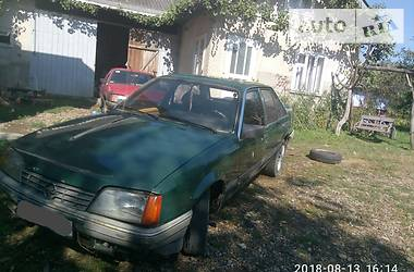 Opel Rekord 1986 в Ивано-Франковске