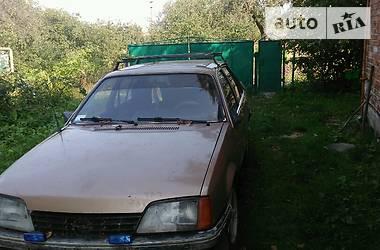 Opel Rekord 1985 в Львове