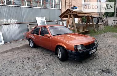Opel Rekord 1985 в Летичіві