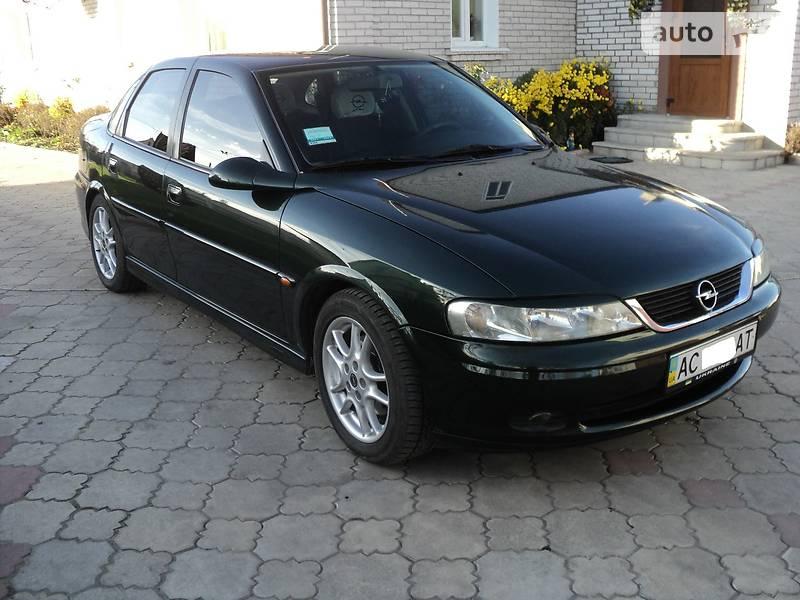 Opel Vectra 1999 року