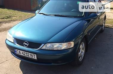 Opel Vectra B Comfort 2001