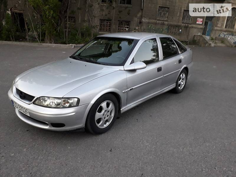 Opel Vectra B 2001 в Дніпрі