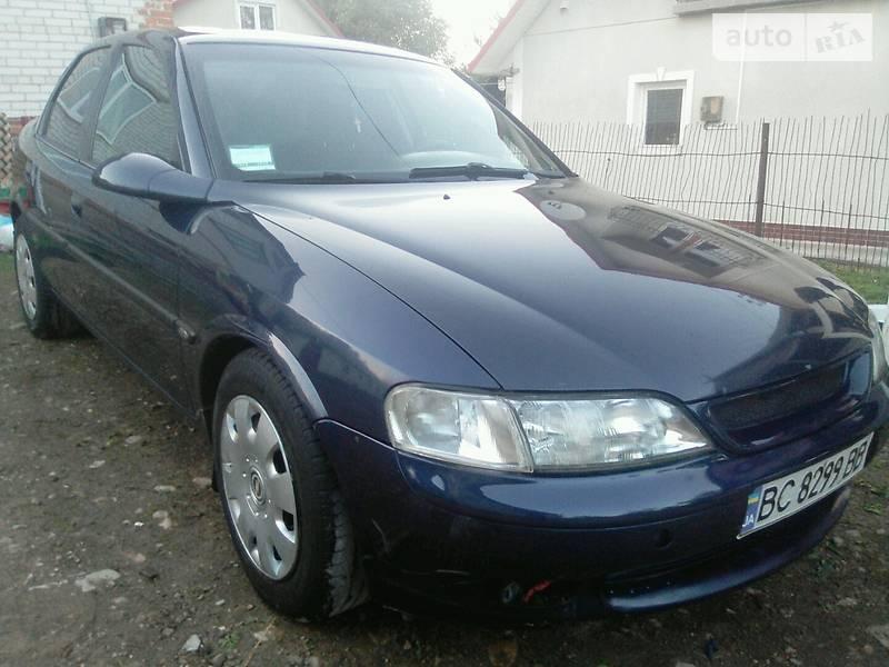 Opel Vectra B 1998 в Бориславе